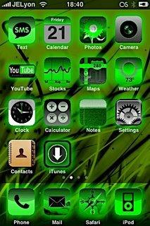 Xadacka's Green Sensation