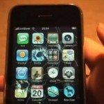 [Бесполезность] Разбей экран iPod Touch в дребезги