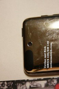 Возможно тестовый образец iPod Touch 3G