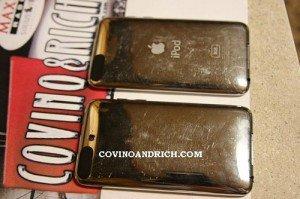 Тестовый образец iPod Touch 3G с камерой?
