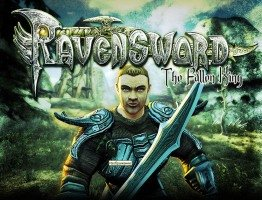 ravensword the fallen king