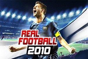 Real Football 2010 от Gameloft для iphone