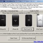 iREB 3.2.1 обход ошибок 1600 и 21 в iTunes