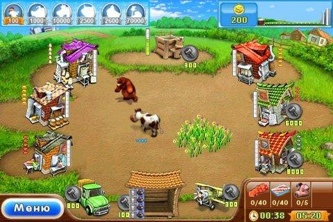 Игра ферма 15 играть