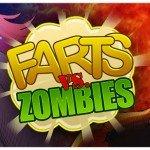 Farts VS. Zombies — мощное оружие против зомби!