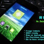 iPhoDroid RC 12c — Android для iPhone 2G и 3G