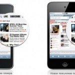 iPod Touch 4G обзор, спецификация