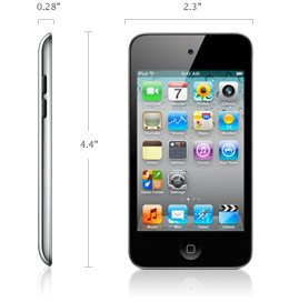 Как узнать свой ipod - 15b5b