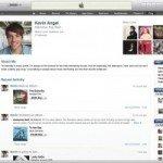 Apple Ping новая соцсеть