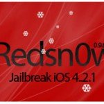 Redsn0w 0.9.6b5 — Jailbreak iOS 4.2.1