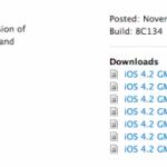 Apple выпустила iOS 4.2 GM