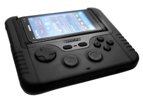 iControlPad iphone