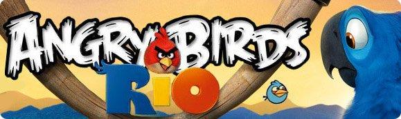 Angry Birds Rio v. 1.2.2 (Rovio Mobile) (ENG) [Пиратка]