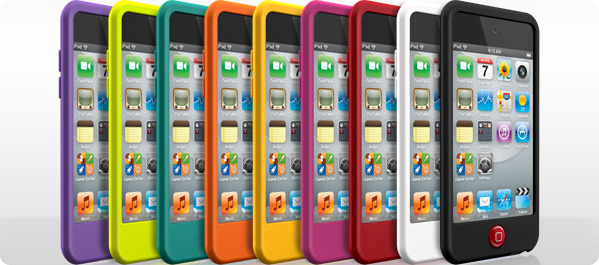 SwitchEasy Colors для iPod Touch 4G