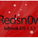 Отвязанный Jailbreak для 4.3.3