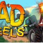 Mad Wheels — новые гоночки на выживание