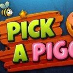 Pick a Piggy — Запружинь свинку!