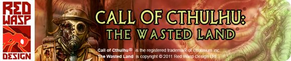 Call of Cthulhu: The Wasted Land [Скоро] iphone