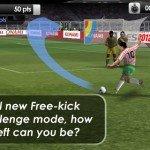 Pro Evolution Soccer 2012 [AppStore] Футбольный симулятор Футбол Игры Konami AppStore