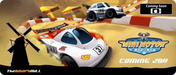 Mini Motor Racing [Скоро] iphone