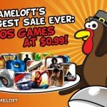 Гигантская распродажа от Gameloft!