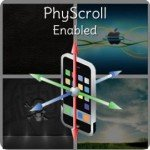 PhyScroll [Cydia]