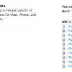 Вышла iOS 5.1 Beta