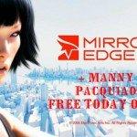 Manny Pacquiao: Pound for Pound и Mirror's Edge — Сегодня Бесплатны! + Dead Space на 50% дешевле!