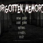 Forgotten Memories [В разработке]