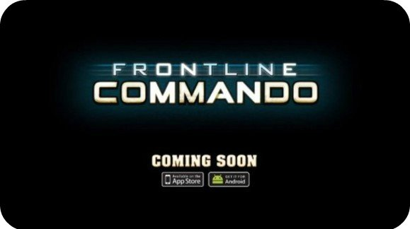 Frontline Commando [Скоро] Шутер Скоро Glu Mobile 3D