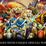 Legendary Heroes — Бесплатная Dota для iOS [AppStore]