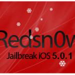 Jailbreak iOS 5.0.1 отвязанный