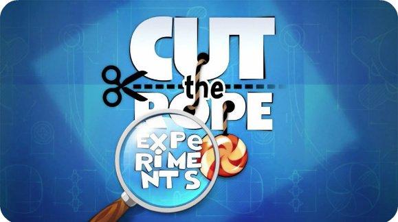 Cut the Rope: Experiments получит обновление! Скоро Обновление Cut the Rope