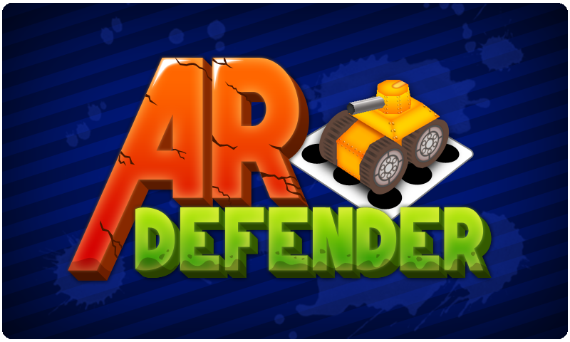 ARDefender [Обзор] Игры Дополненная реальность Аркада Tower Defence AppStore