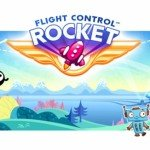 Flight Control Rocket от Firemint и EA [App Store]