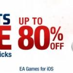 «Спортивная» распродажа от EA