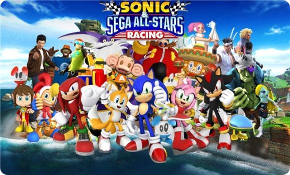 Sonic & SEGA All Stars Racing [AppUpdate] Обновление Игры Гонки Sega
