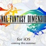 Анонсирована Final Fantasy Dimensions от Square Enix