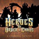 Heroes of Order & Chaos от Gameloft — первые скриншоты и артворки [Скоро]