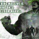 Новая игра по «Мстителям» от Marvel? [Слухи]