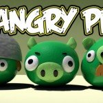 Mmm… Angry Pigs?