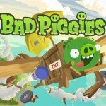 Геймплейный трейлер Bad Piggies от Rovio Mobile [Скоро]