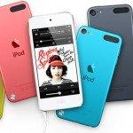 iPhone 5, новые iPod Touch 5 и iPod Nano