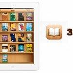 iPad mini с обновленным приложением iBooks 3