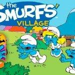 Обновилась игра Деревня Smurfs
