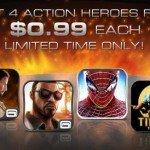 Распродажа от Gameloft
