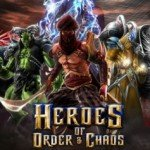 Heroes of Order & Chaos от Gameloft [App Store]