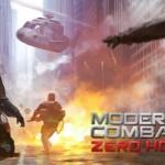 Странная реклама Modern Combat 4: Zero Hour