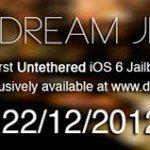 Непривязанный Jailbreak iOS 6 — развод