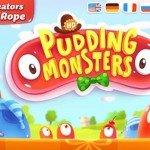 Pudding Monsters от разработчиков Cut the rope